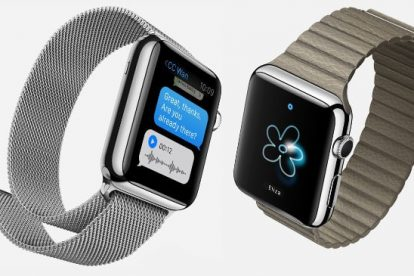 """Apple """"iWatch"""" Announced as the 'Apple Watch' and It's A Beauty 5"""