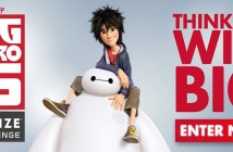 Capture big hero 6 xprize