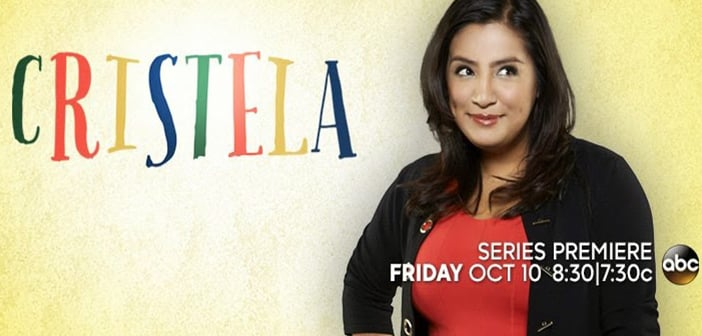 "ABC To Premiere ""CRISTELA"" This Friday, OCTOBER 10"