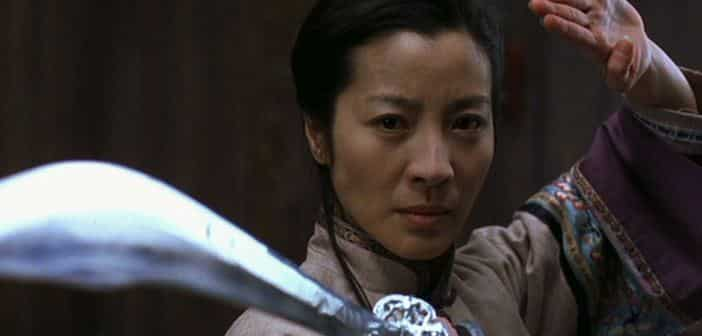 Netflix Gets It's Own Original Movies and Opens With Crouching Tiger' Sequel