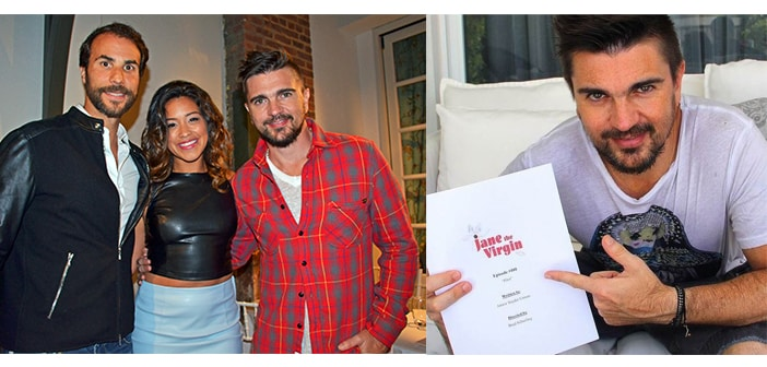 JTV -Juanes with Gina and Ben