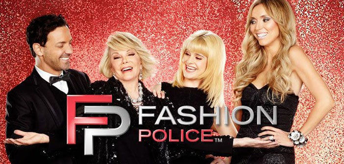 'Fashion Police' Continues Forward Without Joan Rivers