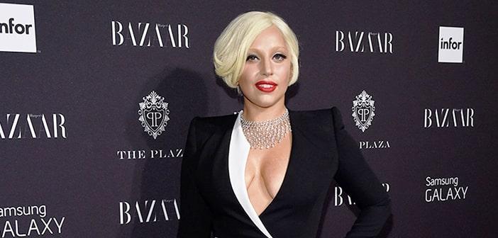 Singing Pop or Singing Jazz, Lady Gaga Demands You Listen at NYFW