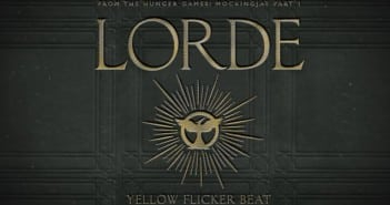 Lorde's new Yellow flicker Beat for HG-MJ 2