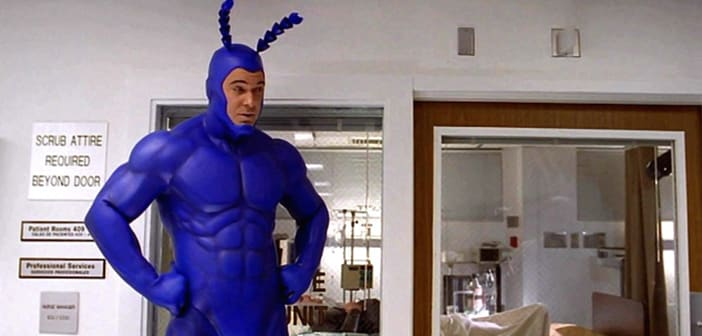 "Previously Canceled ""The Tick"" Series In Getting A Return thanks To Amazon Deal"
