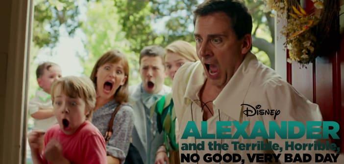 ALEXANDER&THE TERRIBLE HORRIBLE NO GOOD VERY BAD DAY-VIP Screening