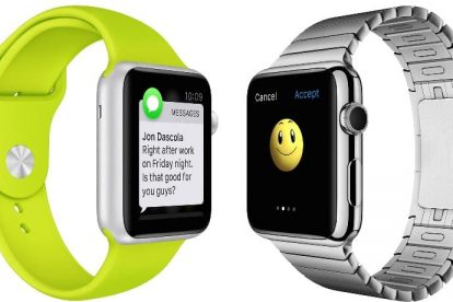 """Apple """"iWatch"""" Announced as the 'Apple Watch' and It's A Beauty 9"""