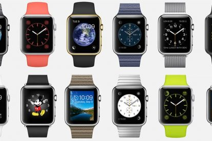 """Apple """"iWatch"""" Announced as the 'Apple Watch' and It's A Beauty 10"""
