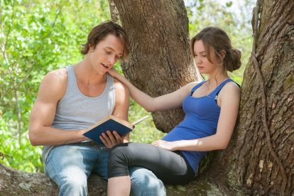 """Nicholas Sparks Earns Next Movie Adatpation From Her """"THE BEST OF ME"""" Novel 8"""
