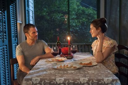 """Nicholas Sparks Earns Next Movie Adatpation From Her """"THE BEST OF ME"""" Novel 2"""