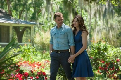 """Nicholas Sparks Earns Next Movie Adatpation From Her """"THE BEST OF ME"""" Novel 3"""