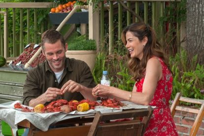 """Nicholas Sparks Earns Next Movie Adatpation From Her """"THE BEST OF ME"""" Novel 7"""