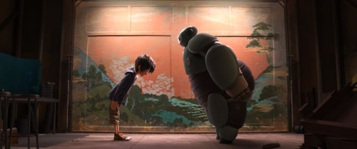 The new trailer for Disney's BIG HERO 6 now up 3