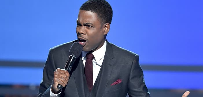 "Paramount To Distribute Chris Rock's ""TOP FIVE"" Film Worldwide"