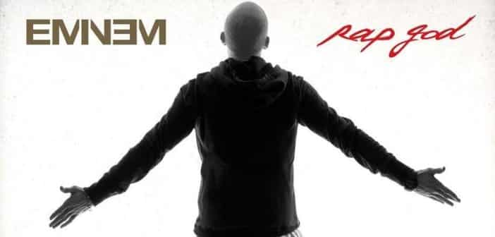 """Eminem's Sets Guinness World Record as 'Rap God' Single earns him """"Most Words In A Song"""""""