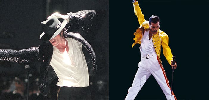 Never Before Duet Between Freddie Mercury and Michael Jackson Coming In New Album