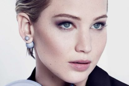 Jennifer Lawrence Looks gorgeous In New 'Be Dior' Campaign 1