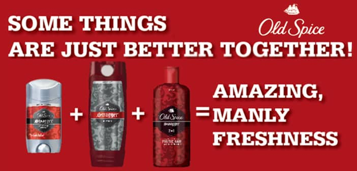 OLD SPICE Has You Covered From Head To Toe 5