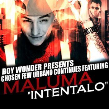 "Boy Wonder presents ""Intentalo"" Maluma"