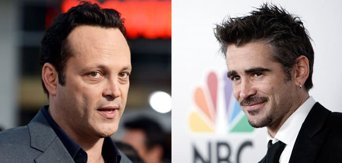 Colin Farrell and Vince Vaughn take on star leads in season 2 of 'True Detective'