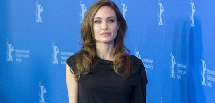 "Ambassador Angelina Jolie Gets Made Dame By England's ""Most Royal"" Lady Herself"