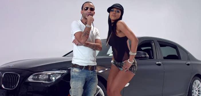 """Arcangel """"La Maravilla"""" y Jenny """"La Sexy Voz"""" debut video for controversial single """"Los Blueprints"""" 2"""