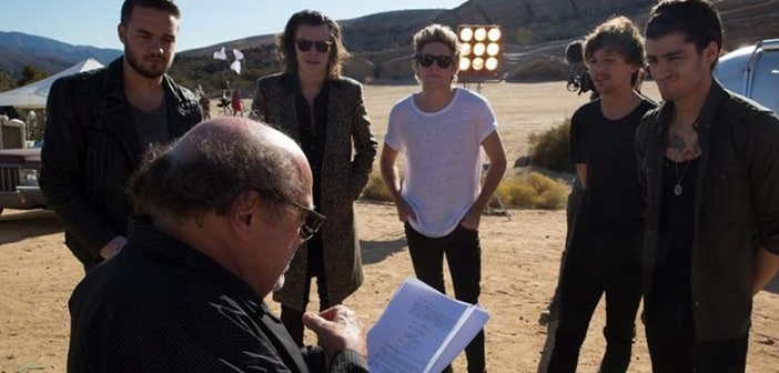 One Direction's Grabs Danny DeVito To Do New 'Steal My Girl' Music Video