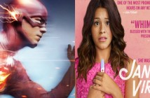 Flash and Jane the virgin