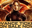 Hunger Games MockingJay Advance tickets