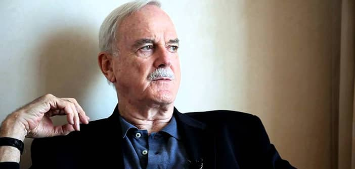 John Cleese Decides He's Dying Soon Anyways, So He Quits Acting