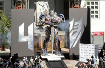 Optimus Prime at TCL Chinese Theatre
