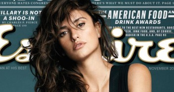 Penelope Cruz on Esquire