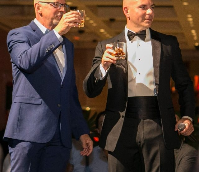 Superstar Pitbull Kicks Off Bally Technologies' Relationship with Playboy at Global Gaming Expo 2