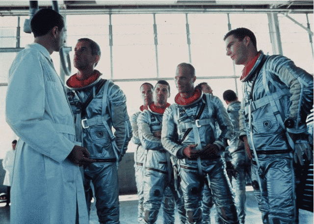 Space movie gallery 1 The Right Stuff