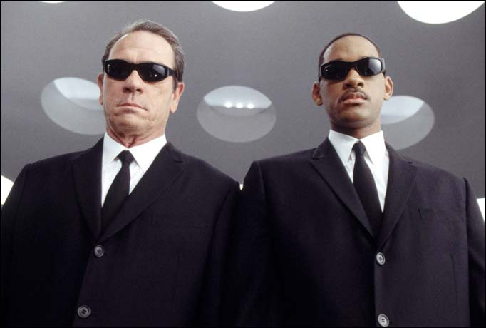 Space movie gallery 7 Men in Black