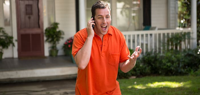 Adam Sandler Teams With Netflix To Create 4 New Movies