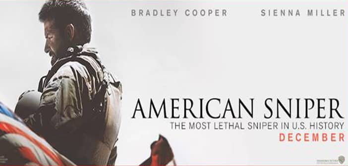AMERICAN SNIPER - New Trailer and Set to Release Christmas Day 1