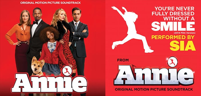 """""""ANNIE: ORIGINAL MOTION PICTURE SOUNDTRACK"""" Out November 17th"""