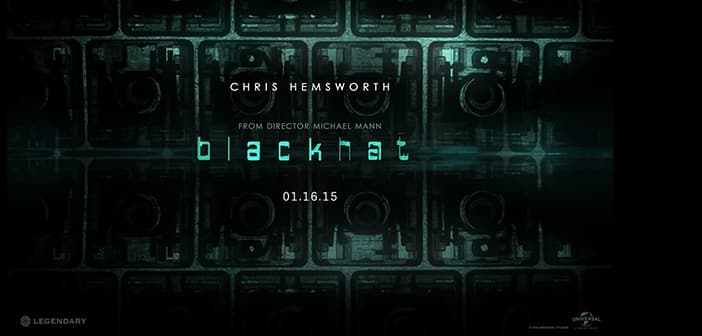 Chris Hemsworth as Recruited Hacker In BLACKHAT Trailer
