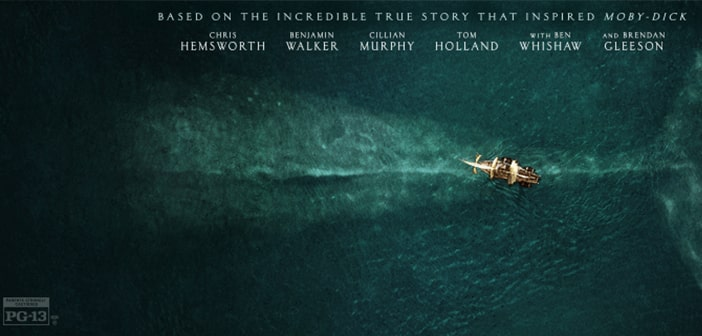 IN THE HEART OF THE SEA (Hemsworth / Howard) - TRAILER DEBUT