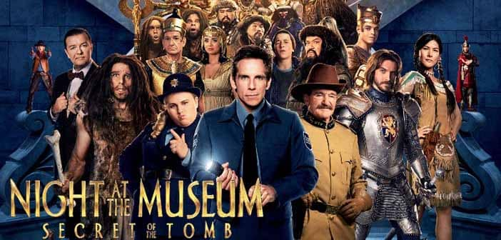 THIS CHRISTMAS: Night At The Museum 3 - Trailer
