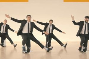 """OK Go Brings More With """"I Won't Let You Down"""" Video 5"""