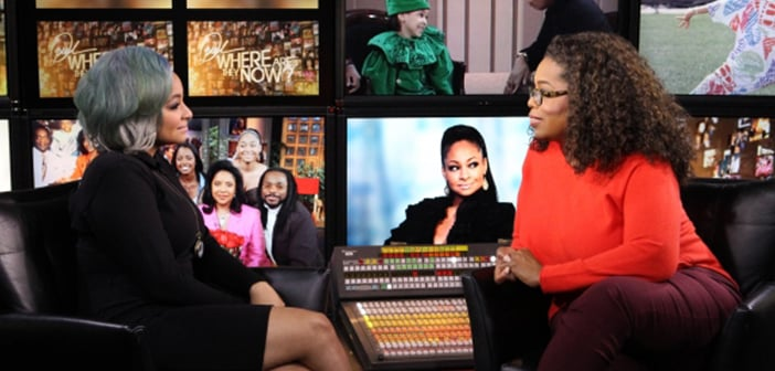 Raven-Symone Speaks To Oprah On How She's Hates Labels