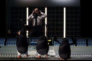 New Pitbull Video: The Penguins of Madagascar celebrate with Pitbull