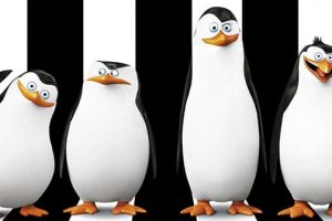 2oth Century Fox Shares Exclusive Sneak Preview - Penguins of Madagascar