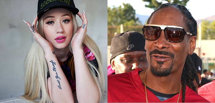Snoop Dogg Makes Up With Iggy Azalea Over Recent Feud