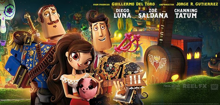 THE BOOK OF LIFE - VIP Advance Screening Giveaway 2