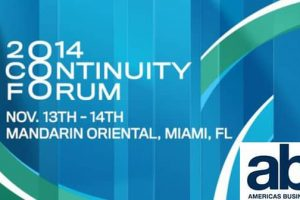 abc* Foundation Awarding $100,000 Prizes Entrepreneurs At 2014 Continuity Forum