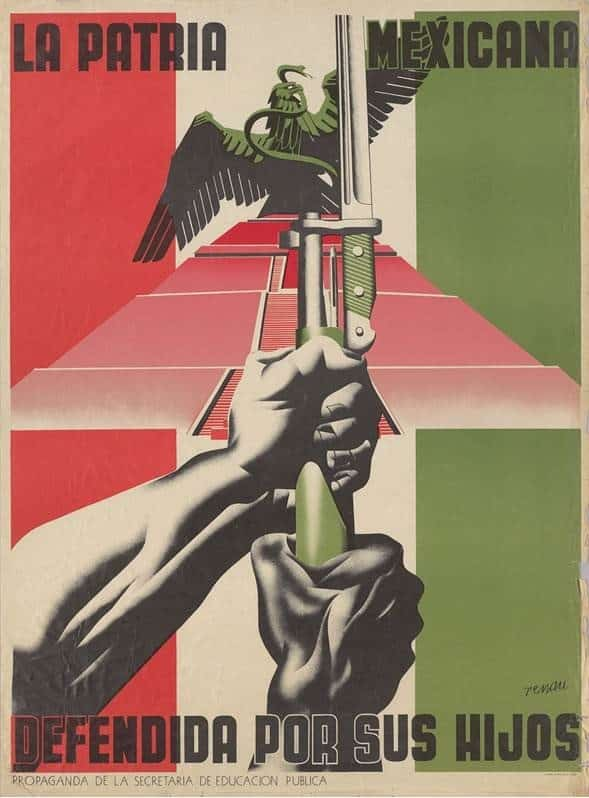 from Fletcher anti american mexican artwork