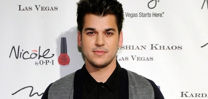 Rob Kardashian Releases A New Line of Onesie Designs